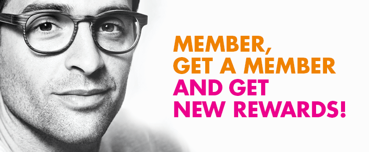 Get A Member Get New Rewards
